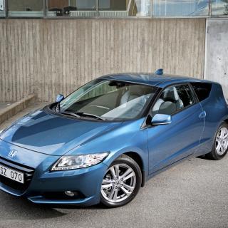 Honda CR-Z Mugen: klar och kvick