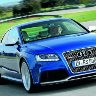 Fyrverkeripjäsen Audi RS3