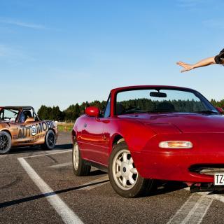 Mazda MX-5 passerar ny milstolpe