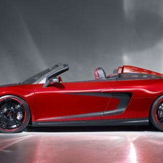 Audi A7 blir ABT AS7 ...