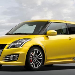 Här är nya Suzuki Swift Sport