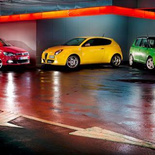 Alfa Romeo 4C – så j-a rätt!