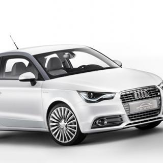 Audi A1 quattro i 333 exemplar