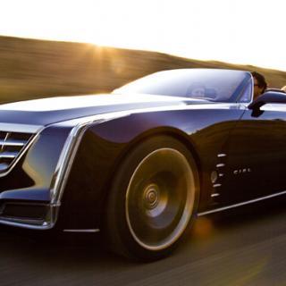 Cadillac ELR = lyxig Volt