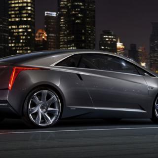 Cadillac Ciel har dollargrin
