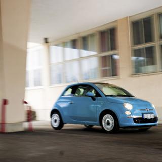 Gucci gör specialare av Fiat 500
