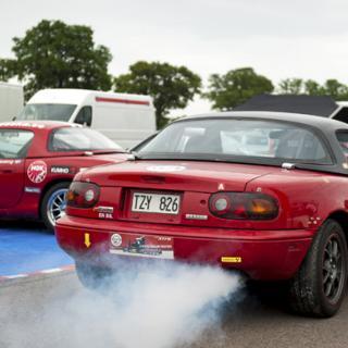 Mazda 787B tillbaka på Le Mans