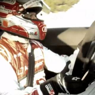 Video: Audi R8 parad