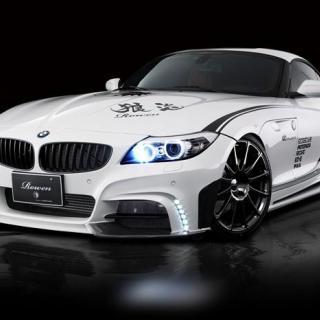 Custom: BMW Z3 V12