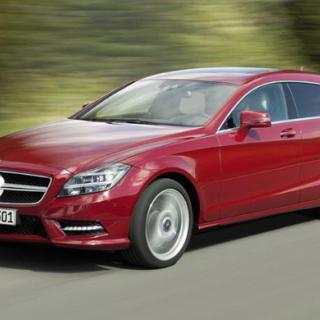 Trailer: Mercedes-Benz CLS 63 AMG Shooting Brake