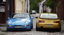 Blå-gult broderskap.