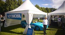 """Projekt 968 intresserar många: """"Hur kan en så gammal bil gå så snabbt...?"""""""