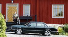 Jaguar XJR V8 Supercharged 1998