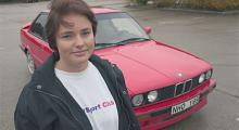 Lena Persson har varit med i Automobil tidigare  (se artikellänk härintill).
