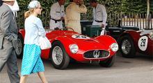 - Titta där, en Maserati A6GCS!