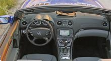 PROV: Mercedes SL 500