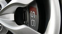 Om man inte redan tagit S6 på den förändrade fronten går det bra att kika in i hjulen och syna bromsoken.