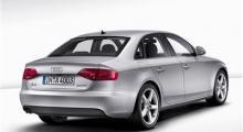 Se nya Audi A4!