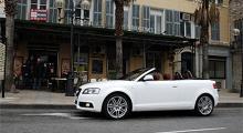 Audi A3 lanserades 1996 och tolv år senare har den blivit av med taket.