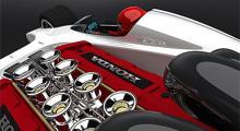 VIDEO: Hondas Hot Wheels-racer