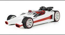 Honda Racer i skala 1:5. Design: Guillermo Gonzalez.