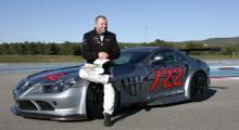 PROV: Mercedes SLR McLaren 722 GT