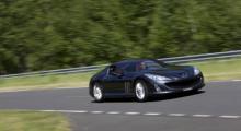 Peugeot 907 V12 - Debut Parissalongen 2004. Motor? En 6-liters V12 på 500 hästkrafter.