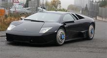 Efterträdaren till Lamborghini Murciélago