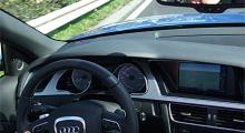 Audi A5 Cabriolet: snygging för fyra