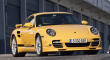 Porsche 911 Turbo: Styrkebesked