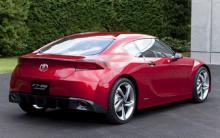 Toyota FT-86 hos handlarna redan 2011?