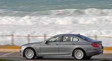BMW 5-serie ger mersmak