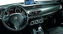 Ärtiga Alfa Romeo Giulietta