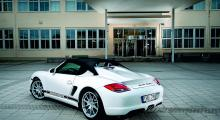Porsche Boxster Spyder: lätt glädje