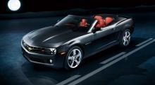 Chevrolet Camaro tappar taket