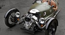 Morgan 3 Wheeler.