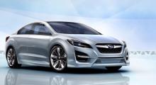 Nya Subaru Impreza: snart premiär