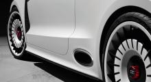 Råstarka Audi A1 Clubsport quattro