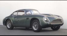 Aston Martin DB4GT Zagato från 1961