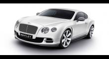 Bentley Continental GT: kolfibrig