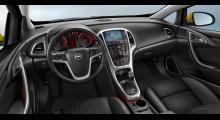 Opel Astra GTC: För formen