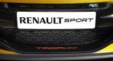 Mégane RS Trophy: inte för Sverige