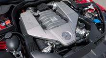 Mercedes C 63 AMG Black Series