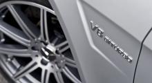 Mercedes E 63 AMG: ny V8