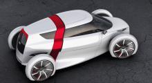 Audi urban concept: ny fluga