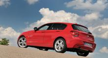 BMW prissätter nya 1-serien
