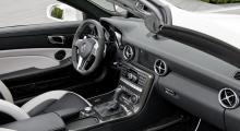 Mercedes SLK 55 AMG är tillbaka