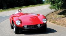 Ferrari 750 Monza Spyder 1955.