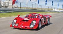 Köparen kan glädja sig åt att bilen är godkänd för hisorisk racing.