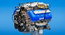 Den kompressormatade V8:an i Shelby GT500